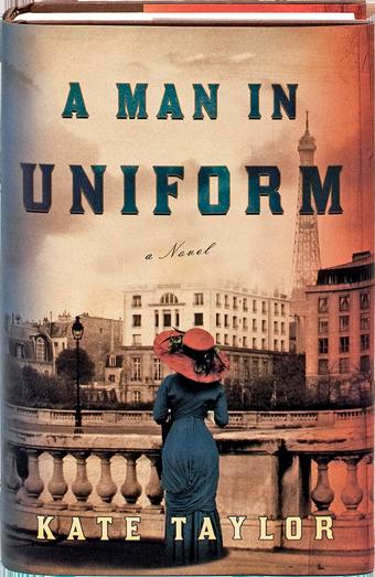 A Man In Uniform Cover (Canada)