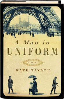 A Man In Uniform Cover (U.S.)